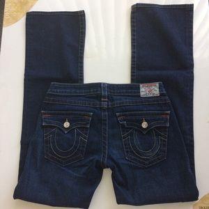 True Religion Jeans - Billy Dark Blue True Religion Jeans Size 30